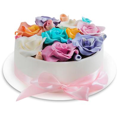 Tort Cutie cu Flori