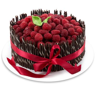 Tort Sticks cu Ciocolată și Fructe