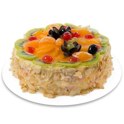 Tort Vanilie cu Fructe