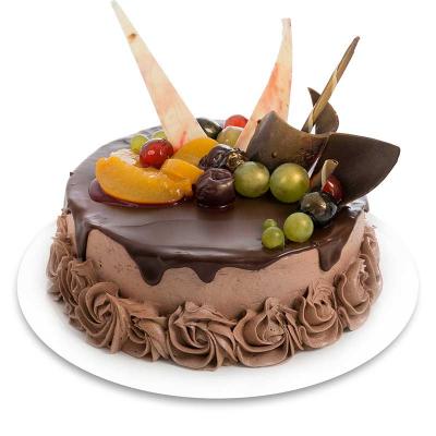Tort Ciocolată și Vanilie